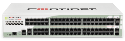 FG-280D-POE FortiGate 280D-PoE w/ 86 x GE RJ45 ports (including 52 x LAN ports, 2 x WAN ports, 32 x PoE ports), 4 x GE SFP DMZ ports, SPU NP4Lite and CP8 hardware accelerated, 64GB onboard SSD storage