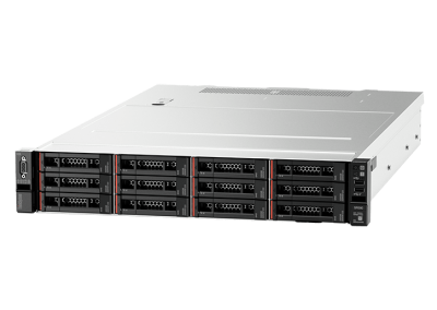 SR590 Lenovo ThinkSystem SR590 Rack Server