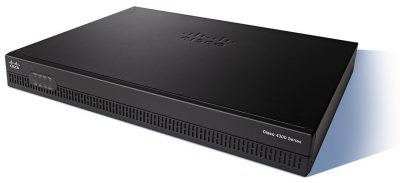 ISR 4321 Cisco 4321 Integrated Services Router