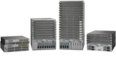 N9K-C95XX Cisco Nexus 9500 Series Switches