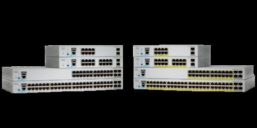 WS-C2960L Cisco Catalyst 2960-L Series Switches