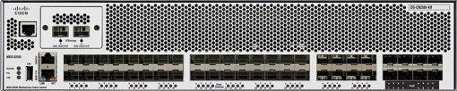 MDS-9250i EMC Connectrix Multi-Purpose Switch 40 x 16Gb FCP ports, 2 x 10GbE ports and 8 x FCoE Ports