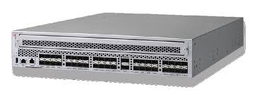 MP-7840B EMC Connectrix Multi-Purpose Switch w/ 24 x 16Gb FCP ports, 16 x 1/10 Gigabit Ethernet (GbE) ports and 2 x 40GbE ports
