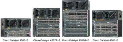 WS-4500-E Cisco Catalyst 4500-E Switch