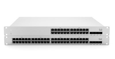 MS210 Meraki MS210 Stackable Switch Series