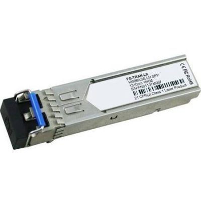 FS-TRAN-SFP+SR Fortinet 10GE SFP+ transceiver module, short range for FortiSwitch D Series with SFP+ and SFP/SFP+ slots