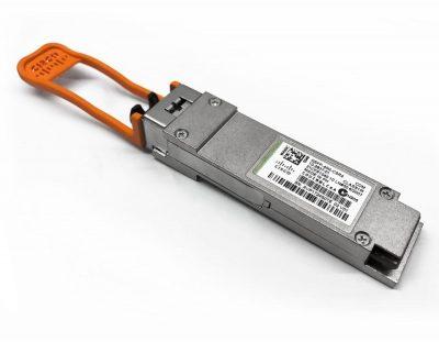 QSFP-40G-CSR4 Cisco 40GBASE-CSR4 QSFP Module for MMF
