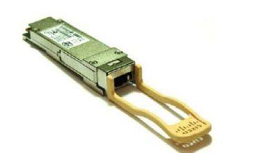 QSFP-40G-SR4 Cisco 40GBASE-SR4 QSFP Module for MMF