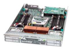 X6250 Oracle Sun Blade X6250 server module