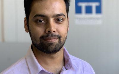 Meet the Team: Deb Acharjee