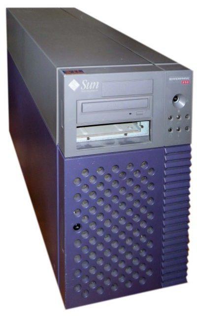 250-ts Oracle Sun Enterprise 250 Tower Server