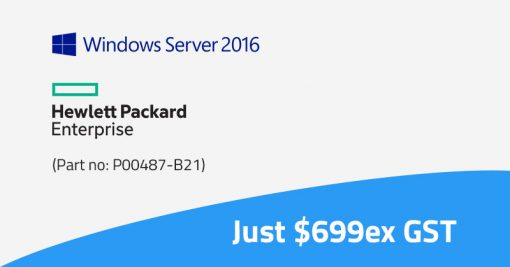 HPE Windows Server 2016 Deal