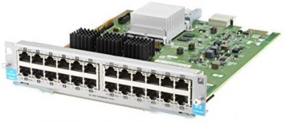 J9987A Aruba 24-port 10/100/1000BASE-T MACsec v3 zl2 Module