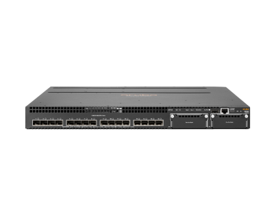 JL075A Aruba 3810M 16SFP+ 2-Slot Switch, Managed, Limited Lifetime Warranty, No Power Supply Unit