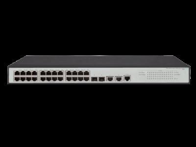 JG960A HPE 1950 24G 2SFP+ 2XGT Switch, 24 x GIG + 2 x SFP+ & 2 x 1/10GBASE-T Ports, Web-Managed, Limited Lifetime Warranty