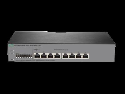 JL380A HPE 1920S 8G Switch, Lite L3, Web-Managed, Limited Lifetime Warranty