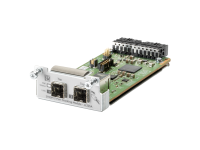 JL325A Aruba 2930 2-Port Stacking Module