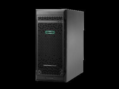 P10806-371 HPE ML110 Gen10 3204(1/1), 8GB(1/6), SATA(0/4) NHP-3.5(LFF), S100i, 350W Power Supply, 3-year Warranty