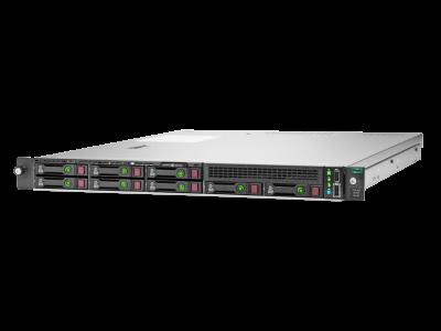 878970-B21 HPE DL160 Gen10 4110(1/2), 16GB(1/16), SATA-2.5(0/8), S100i(SATA Only), No CD, Rack, 3-year Warranty