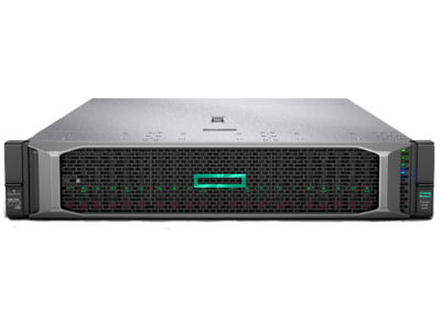 P09707-B21 HPE DL385 Gen10 AMD 7351(1/2), 32GB(2/16), SATA/SAS-2.5 HP(0/8), P408i-a, No CD, Rack, 3-year Warranty