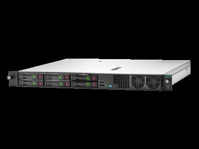 P17081-B21 HPE DL20 Gen10 E-2236(1/1), 16GB(1/4), SATA-2.5 HP(0/4), S100i, No CD, Rack, 3-year Warranty