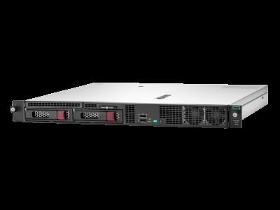 P17079-B21 HPE DL20 Gen10 E-2224(1/1), 16GB(1/4), SATA-LFF-3.5-HP(0/2), S100i, No CD, Rack, 3-year Warranty