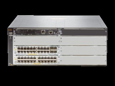 JL003A Aruba 5406R 44GT PoE+ / 4SFP+ v3 zl2 Switch, No Power Supply Unit, Limited Lifetime Warranty