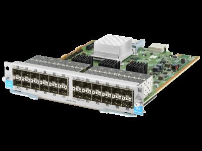 J9988A Aruba 24-port 1GbE SFP MACsec v3 zl2 Module
