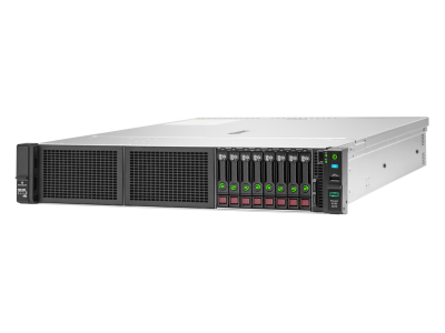 879513-B21 HPE DL180 Gen10 3106(1/2), 16GB(1/16), SATA-2.5(0/8), S100i(SATA Only), No CD, Rack, 3-year Warranty