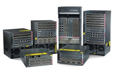 WS-C6503-E Cisco Catalyst 6500 Switch, Enhanced 3-Slot Chassis, 4RU, No Power Supply, No Fan Tray