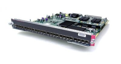 WS-X6824-SFP-2T= Cisco Catalyst 6500, 24-port GigE Mod: fabric-enabled with DFC4 S
