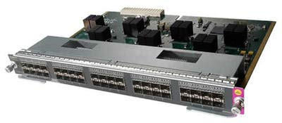 WS-X4640-CSFP-E= Cisco Catalyst 4500E Series, 40 SFP/80 C-SFP Port, 1000BaseX (SFPs Optional)
