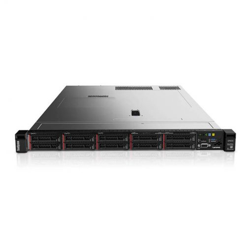 7X02A0BPAU Lenovo ThinkSystem SR630 Server, 1 x Intel Xeon 4210 10C 2.1GHz 85W, 1 x 16GB, 1 x RAID 930-8i 2GB, 3 Year Warranty