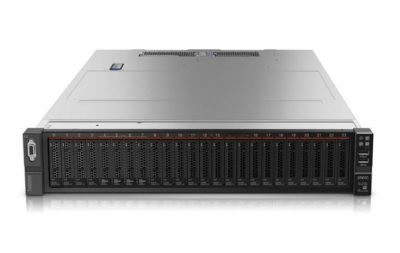 7X06A0E0AU Lenovo ThinkSystem SR650 Server, 1 x Intel Xeon 4210 10C 2.1GHz 85W, 1 x 16GB, 1 x RAID 930-8i 2GB, 3-Year Warranty