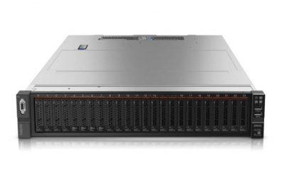 7X06A0E0AU Lenovo ThinkSystem SR650 Server, 1 x Intel Xeon 4210 10C 2.1GHz 85W, 1 x 16GB, 1 x RAID 930-8i 2GB, 3-Year Warranty