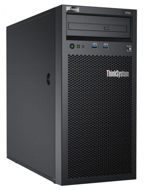 7Y49A00PAU Lenovo ThinkSystem ST50, 1 x  Intel Xeon E-2176G 6+2C 80W 3.7GHz, 1 x 16GB, 250W, 1-Year Warranty