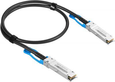 JNP-100G-DAC-3M Juniper Networks, QSFP28-to-QSFP28 Ethernet DAC (Twinax Copper Cable), 3m