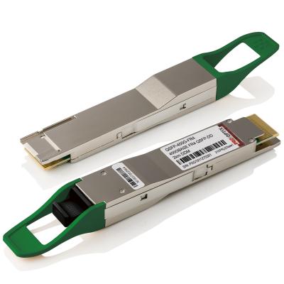 QDD-400G-FR4 Juniper Networks QSFP-DD 400GBASE-FR4 1310nm PAM4 Transceiver Module, 2km Reach