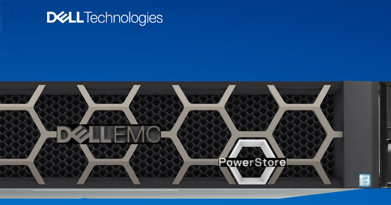 Dell Launch PowerStore Storage Arrays