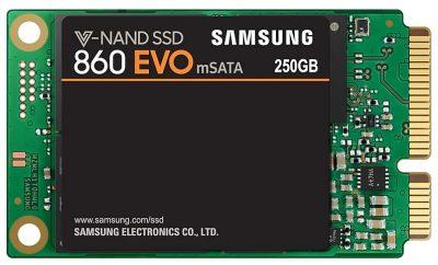 MZ-M6E250BW Samsung EVO 860 (250GB) mSATA Internal Solid State Drive