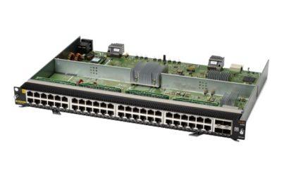 R0X40B Aruba 6400 48p 1GbE CLS6 PoE 4SFP56 Mod