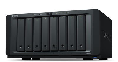 """DS1819 Synology DiskStation DS1819+ 8-Bay 3.5"""" Diskless 4xGbE NAS (Tower) , Intel Atom Quad Core 2.1GHz,4GB RAM,4xUSB3,2x eSATA, Scalable.3 year Wty"""