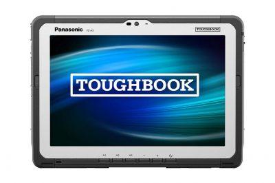"FZ-A3ALAADAA Panasonic Toughbook FZ-A3 (10.1"") with 4G, GPS, 4GB Ram, 64GB eMMC, 8MP Rear Camera - Android 9.0"