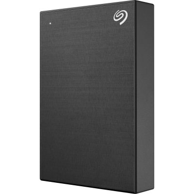 "STHP5000400 SEAGATE BACKUP PLUS PORTABLE 2.5"" 5TB EXTERNAL USB3.0 HARD DRIVE (BLACK), 3YR"