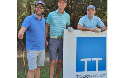Touchpoint Sponsor 2020 Burdekin Association Charity Golf Day