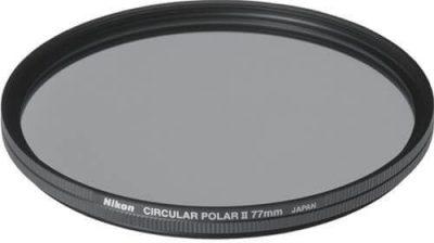 FTA61001 NIKON Circular Polariser Series II 77mm