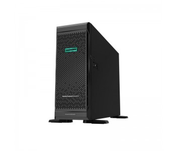 877619-001 HPE ProLiant ML350 Gen10 Server, Intel Xeon 3104 (1), 0 HDD (up to 4LFF), 1x8GB DDR4, 1x500W PS 877619-001