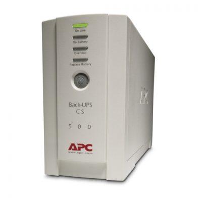 BK500EI APC BACK-UPS CS 500 USB/SERIAL