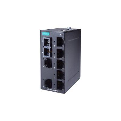 EDS-2008-EL MOXA Unmanaged Ethernet Switch EDS-2008-EL