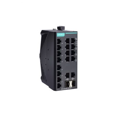 EDS-2018-ML-2GTXSFP MOXA Unmanaged Ethernet Switch EDS-2018-ML-2GTXSFP